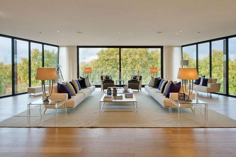 5 Bedrooms Flat for rent in One Hyde Park SW1