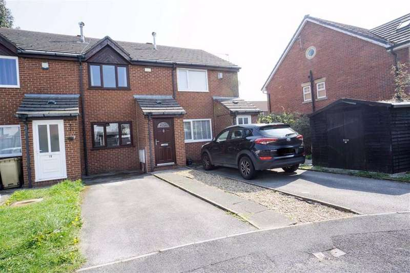3 Bedrooms Terraced House for sale in Bampton Close, Westhoughton
