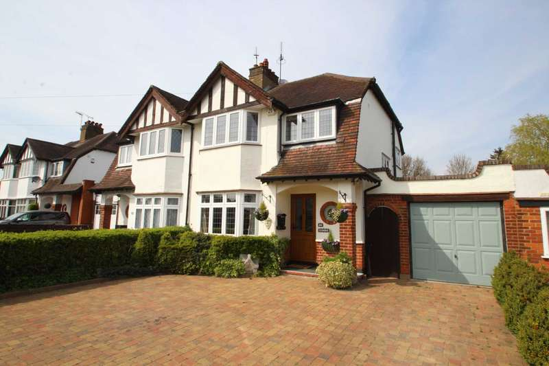 3 Bedrooms Semi Detached House for sale in EXTENDED CHARACTER 3 BED SEMI with APPROX 190` GARDEN & OUT BUILDINGS