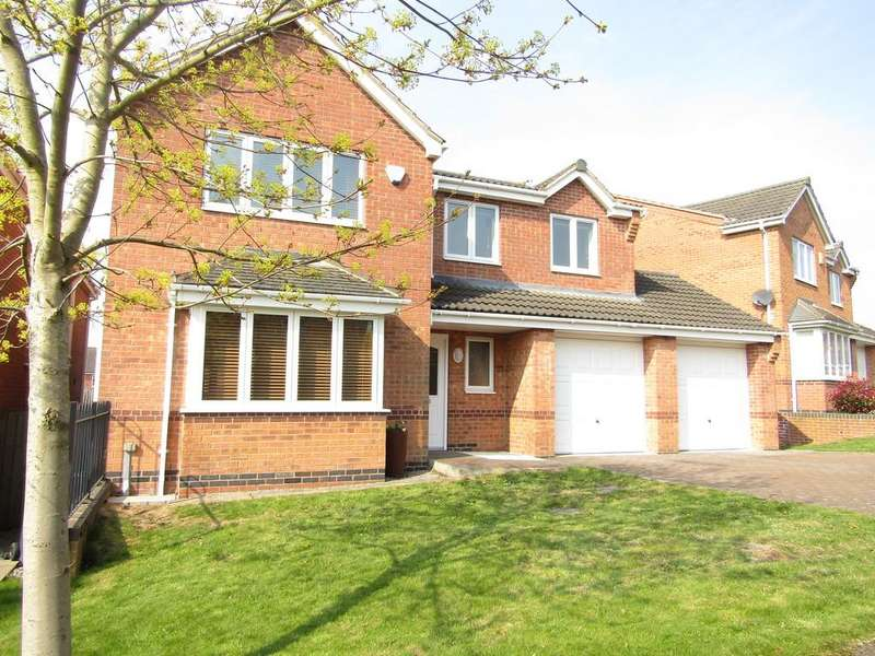 5 Bedrooms Detached House for sale in Priory Way, Ripley