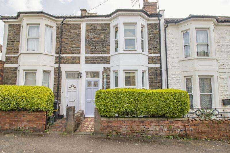 3 Bedrooms Terraced House for sale in Belfry Avenue, Bristol