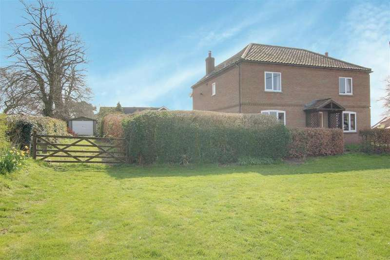 4 Bedrooms Detached House for sale in Church Lane, Hemingby, Horncastle