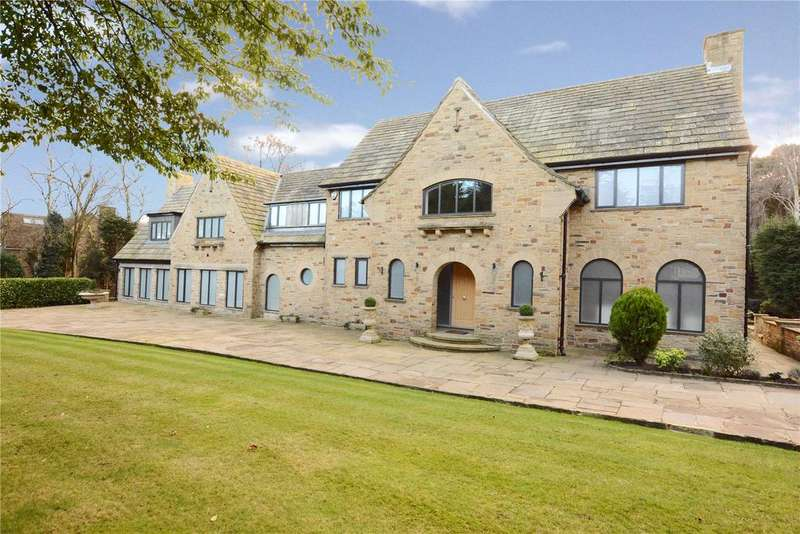 7 Bedrooms Detached House for sale in The Quillet, Bracken Park, Scarcroft, Leeds, West Yorkshire
