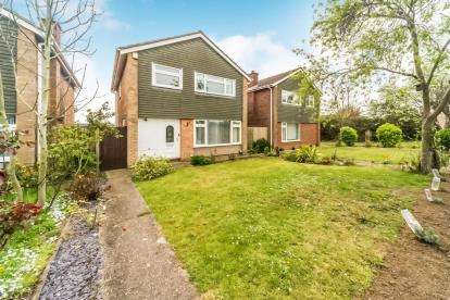 3 Bedrooms Detached House for sale in Sudeley Walk, Putnoe, Bedford, Bedfordshire