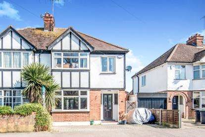4 Bedrooms Semi Detached House for sale in Brookfield Road, Bedford, Bedfordshire, .