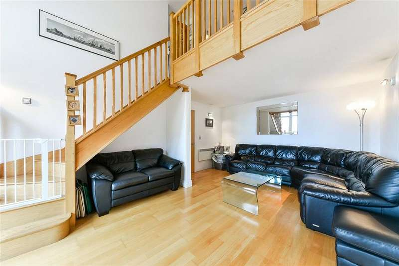 2 Bedrooms Penthouse Flat for sale in St. Davids Square, London, E14