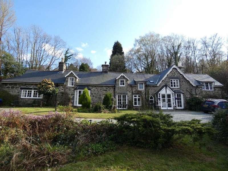 6 Bedrooms Detached House for sale in Bryn yr Odyn, Dolgellau LL40 1UG