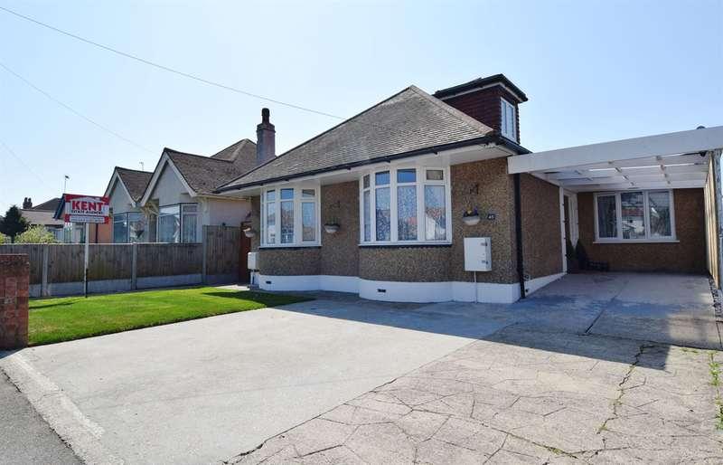 4 Bedrooms Detached Bungalow for sale in Sandown Drive, Herne Bay