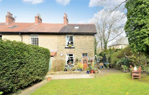 4 Bedrooms End Of Terrace House for sale in Grimshaw Lane, Bollington, Macclesfield, Cheshire