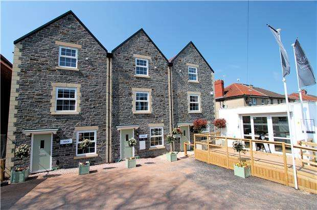 3 Bedrooms Town House for sale in Plot 5, Richmond Grove, Mangotsfield, BRISTOL, BS16 9EZ