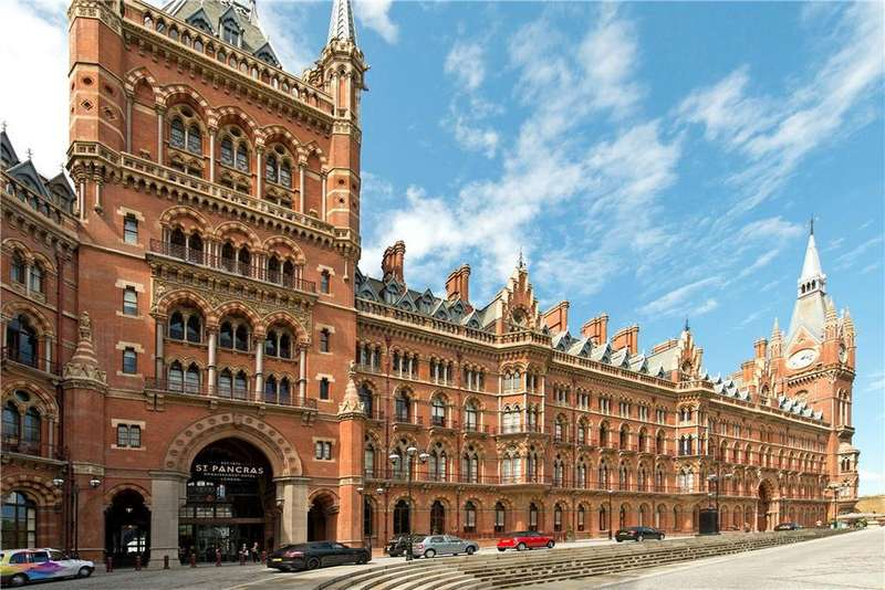 3 Bedrooms Penthouse Flat for sale in St. Pancras Chambers, Euston Road, Kings Cross, London, NW1