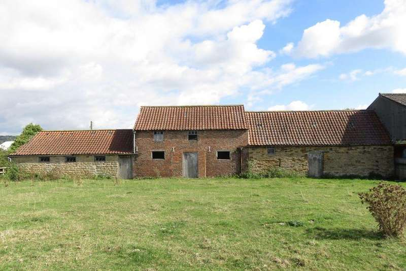 4 Bedrooms Barn Character Property for sale in Lodge Barn Farm, Barton le Willows YO60 7PD