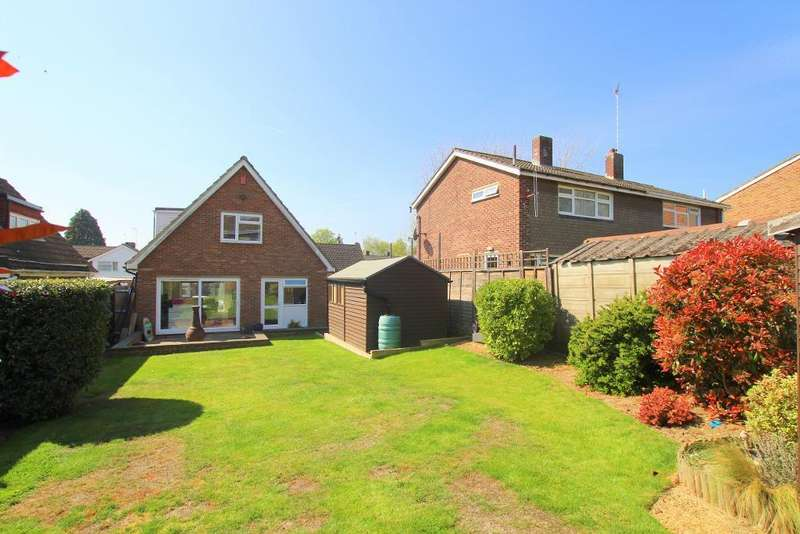4 Bedrooms Detached House for sale in Holland Road, Ampthill, Bedfordshire, MK45 2RS