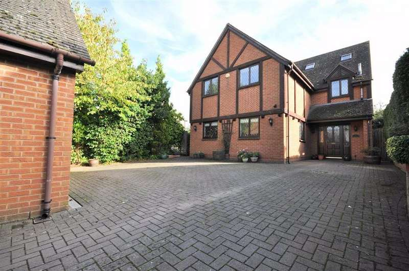 5 Bedrooms Detached House for sale in Brookfield Road, Churchdown Village