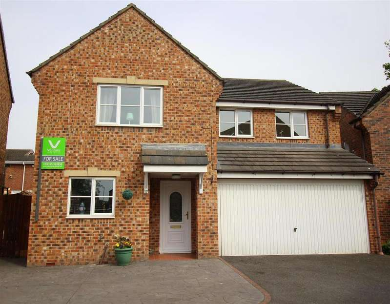 5 Bedrooms Detached House for sale in Beech Rise, Darlington