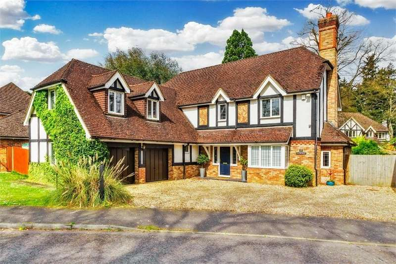 5 Bedrooms Detached House for sale in Cedar Close, Iver Heath, Buckinghamshire