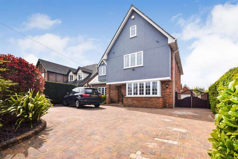 6 Bedrooms Detached House for sale in Witham Road, Wickham Bishops