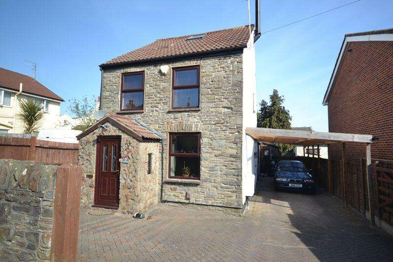 4 Bedrooms Detached House for sale in Crownleaze, Staple Hill, Bristol