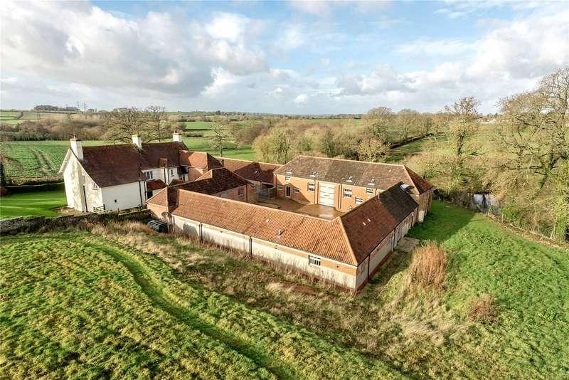 5 Bedrooms Detached House for sale in Colestocks, Honiton, Devon, EX14