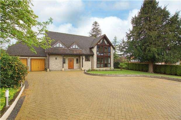 4 Bedrooms Detached House for sale in Over Lane, Almondsbury, BRISTOL, BS32 4BL