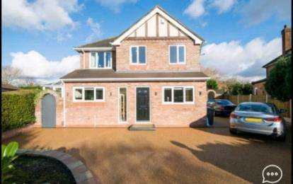 6 Bedrooms Detached House for sale in Pasture Fields Road, Manchester, Greater Manchester