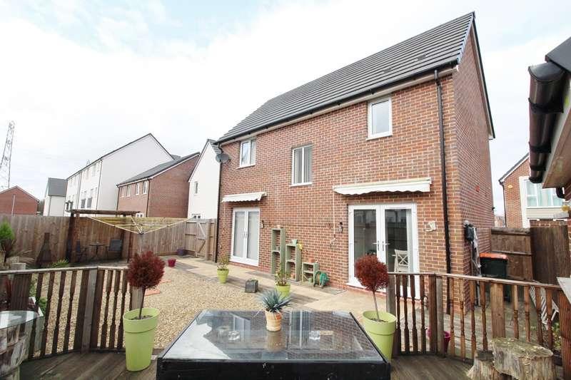 3 Bedrooms Detached House for sale in Spencer Way, Newport, NP19