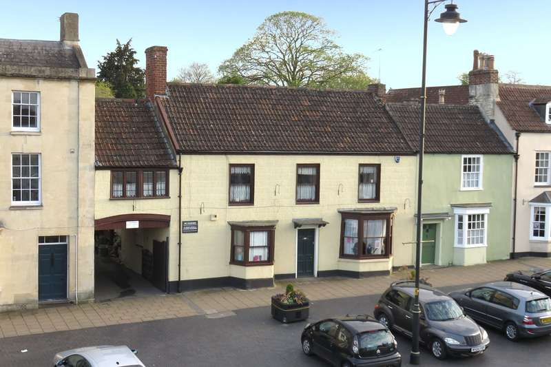 4 Bedrooms Unique Property for sale in High Street, Chipping Sodbury, BS37