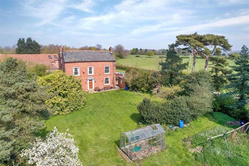 6 Bedrooms Detached House for sale in Wysall Lane, Rempstone, Nottinghamshire