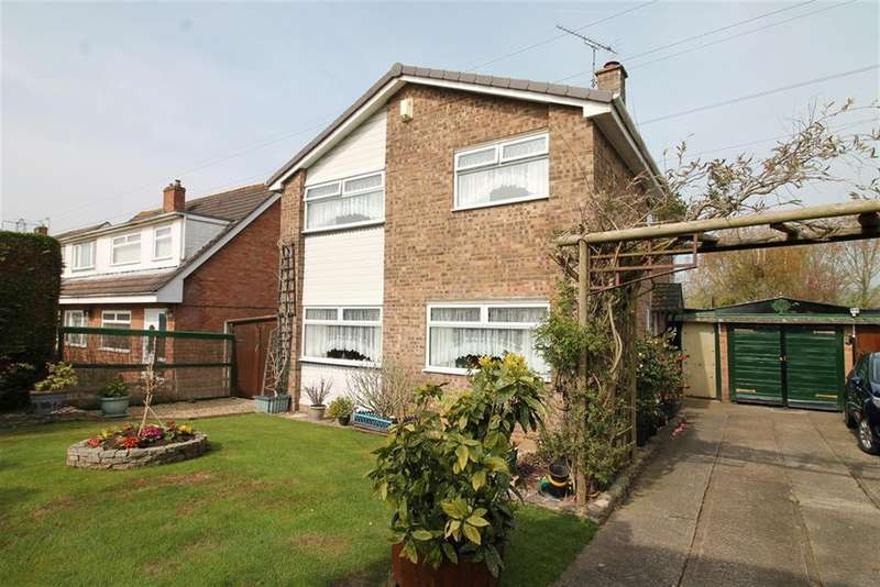 4 Bedrooms Detached House for sale in Causeway View, Nailsea, Bristol, BS48 2XG