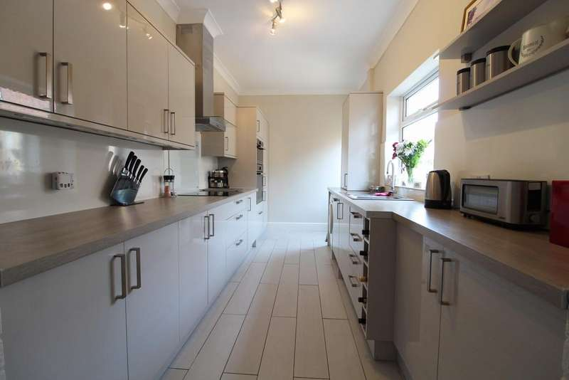 3 Bedrooms Semi Detached House for sale in Curzon Street, Gainsborough