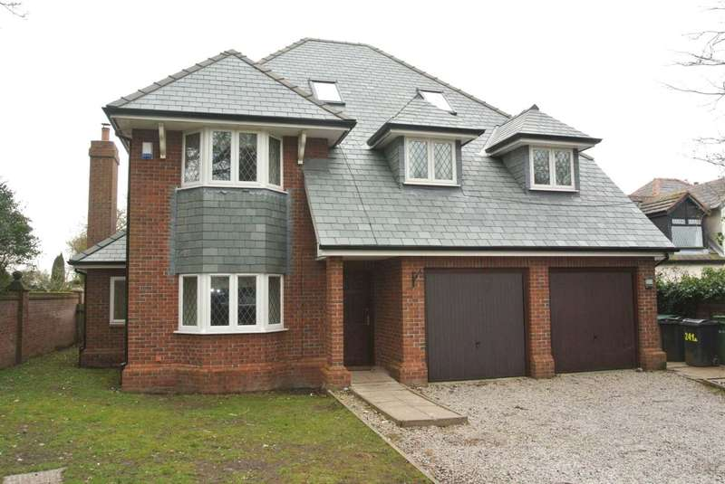 6 Bedrooms Detached House for sale in Lancaster House, Park Lane, Preesall