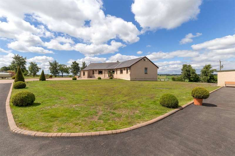 5 Bedrooms Detached House for sale in Knowetop Farm - Lot 1, By Sandford, South Lanarkshire, ML9
