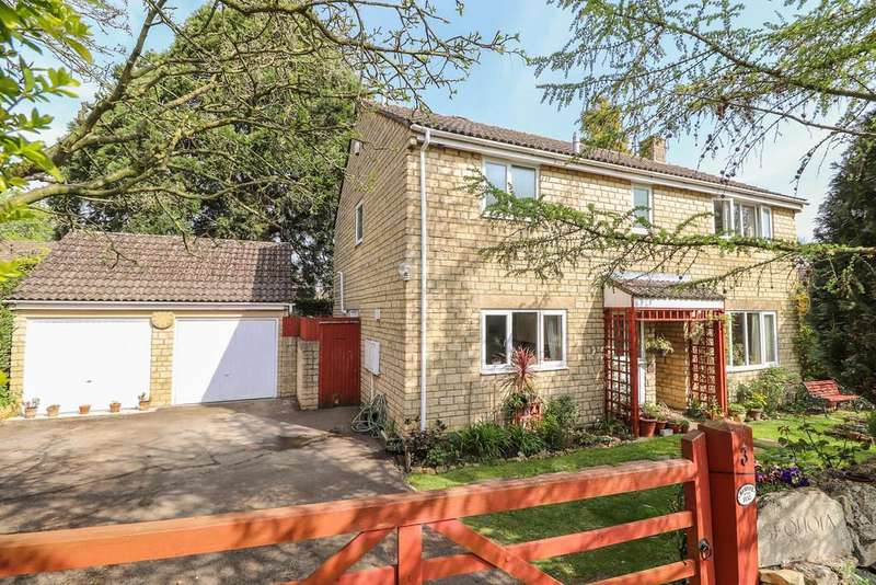 4 Bedrooms Detached House for sale in Bassett Close, Winchcombe
