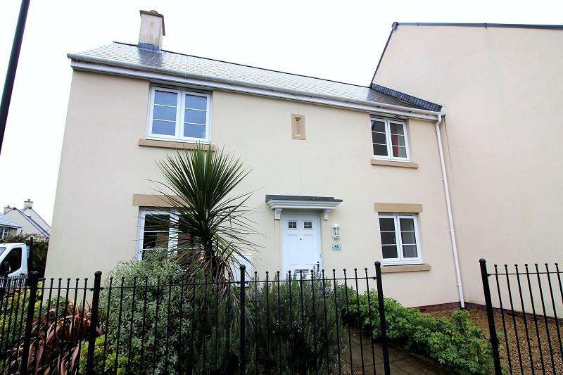 3 Bedrooms Semi Detached House for sale in Ash Tree Road, Caerwent, Caldicot, Mon . NP26 5NU
