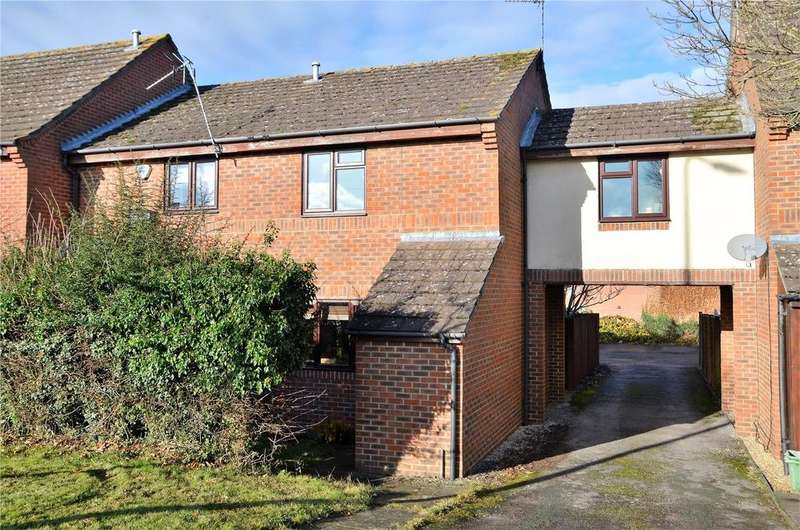 3 Bedrooms Terraced House for sale in High Street, Theale, Reading, Berkshire, RG7
