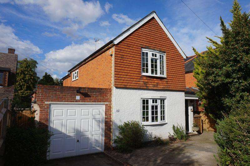 3 Bedrooms Detached House for sale in Bath Road, Thatcham
