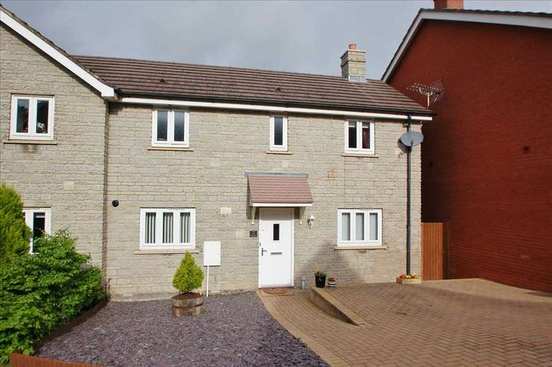 3 Bedrooms Semi Detached House for sale in WELLINGTONS GROVE