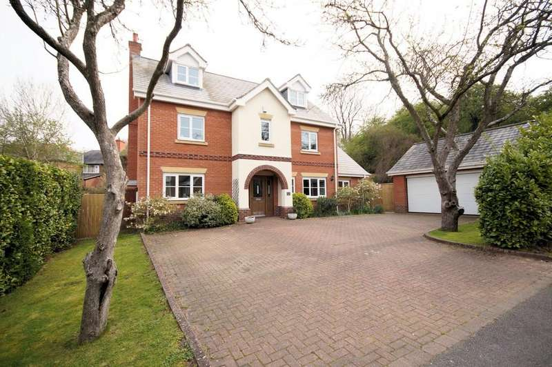 5 Bedrooms Detached House for sale in Orchard Walk, Lincoln