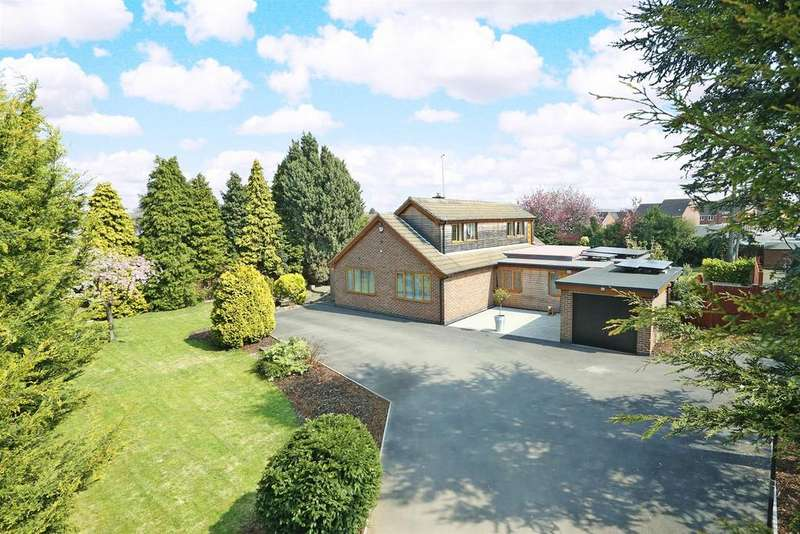 4 Bedrooms Detached House for sale in Humberstone Lane, Thurmaston