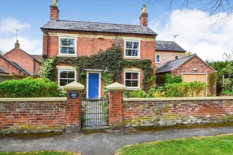4 Bedrooms Detached House for sale in Keepers Lodge, Main Street, Nottingham
