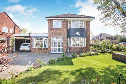 3 Bedrooms Detached House for sale in Holliney Road, Manchester, Greater Manchester