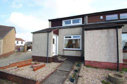 2 Bedrooms Semi Detached House for sale in Birks Hill, Bourtreehill North, Irvine, North Ayrshire