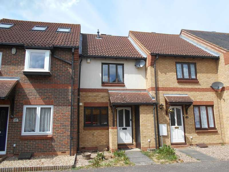 2 Bedrooms Terraced House for sale in Boxgrove Priory, Bedford, Bedfordshire, MK41 0TQ