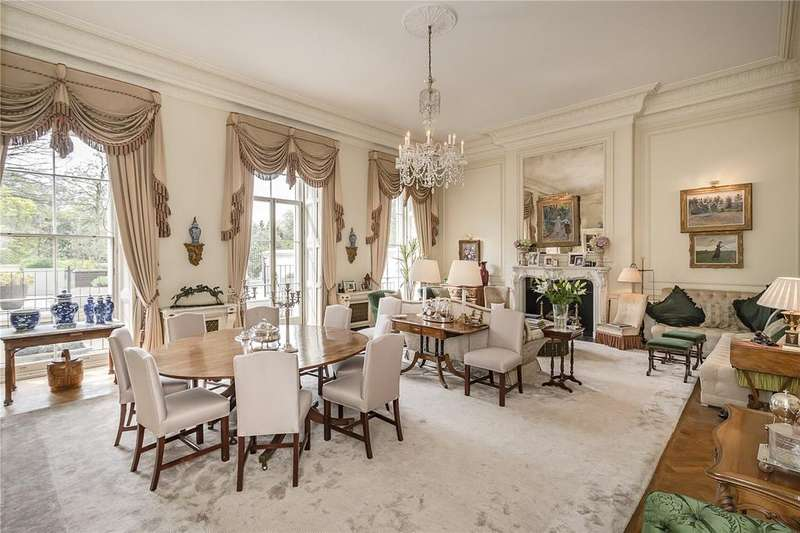 3 Bedrooms Unique Property for sale in Hyde Park Gardens, Bayswater, London, W2