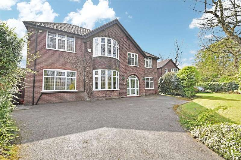 4 Bedrooms Detached House for sale in Upper Park Road, Salford, Greater Manchester, M7