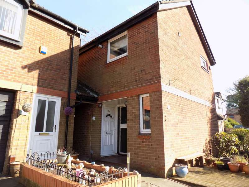 1 Bedroom Apartment Flat for sale in Peel Lane, Little Hulton, Manchester, Greater Manchester, M38