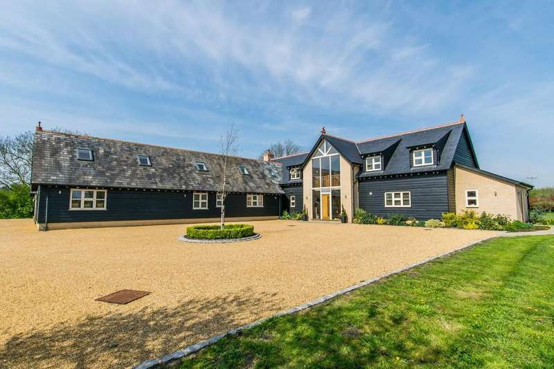 6 Bedrooms Detached House for sale in Parkhall Road, Somersham
