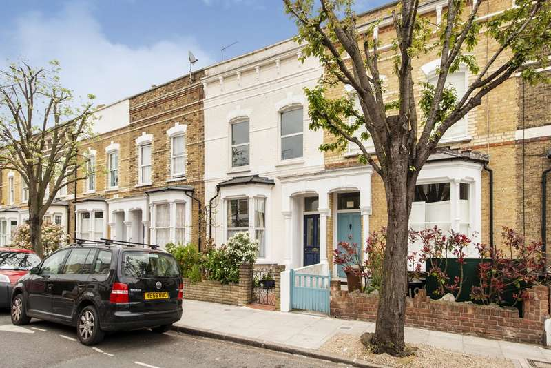 3 Bedrooms Terraced House for sale in Bayston Road, N16 7LT