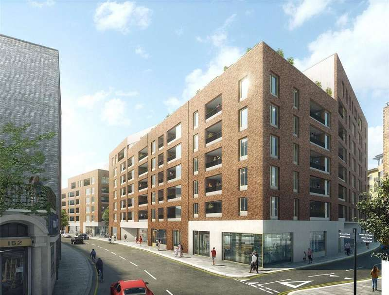3 Bedrooms Apartment Flat for sale in Shoreditch Exchange, 97-137 Hackney Road, London, E2