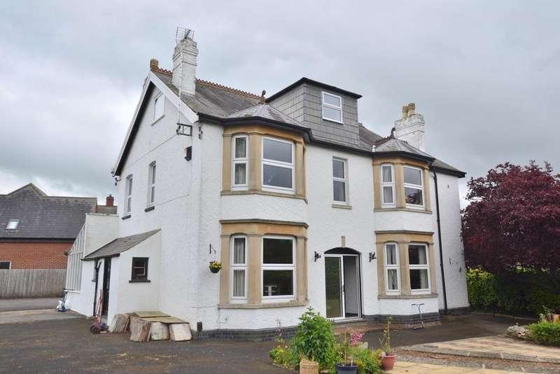 6 Bedrooms Detached House for sale in Shurdington Road, Brockworth, Gloucester, GL3